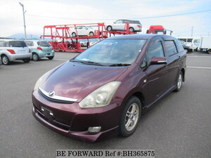 Used 2005 TOYOTA WISH BH365875 for Sale