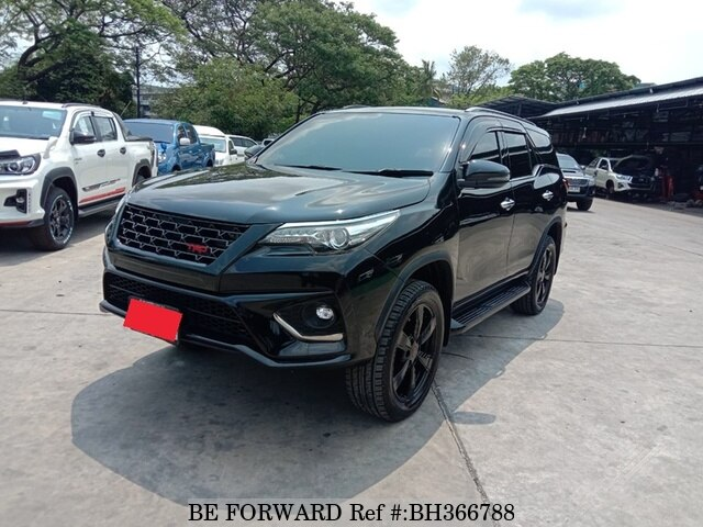 Used 2018 TOYOTA FORTUNER BH366788 for Sale