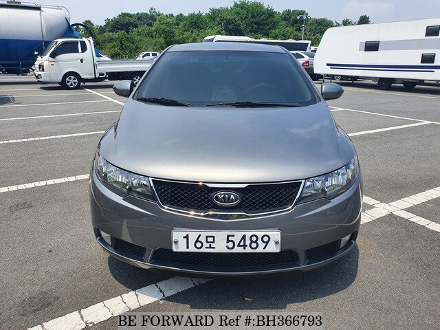 Used 2009 KIA FORTE BH366793 for Sale