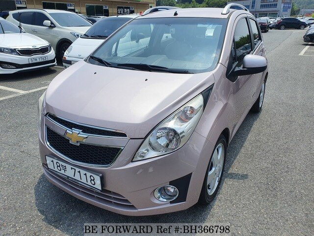 Used 2011 DAEWOO (CHEVROLET) MATIZ (SPARK) BH366798 for Sale