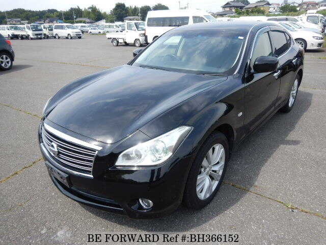 Used 2011 NISSAN FUGA BH366152 for Sale
