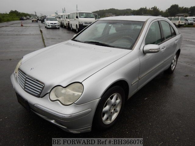 Used 2001 MERCEDES-BENZ C-CLASS BH366076 for Sale