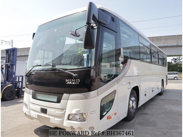 Used 2015 HINO S'ELEGA BH367461 for Sale