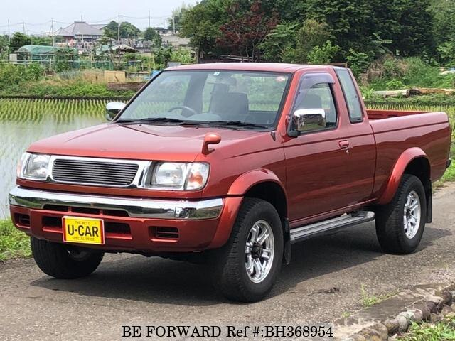 Used 2001 NISSAN DATSUN PICKUP BH368954 for Sale