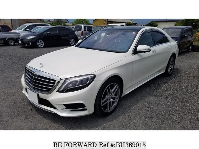 Used 2013 MERCEDES-BENZ S-CLASS BH369015 for Sale