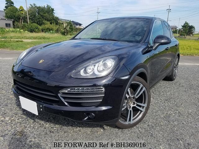 Used 2011 PORSCHE CAYENNE BH369016 for Sale
