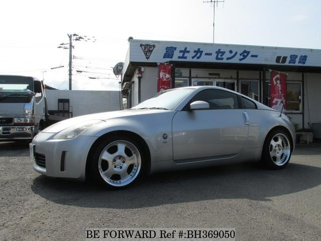 Used 2003 NISSAN FAIRLADY Z BH369050 for Sale