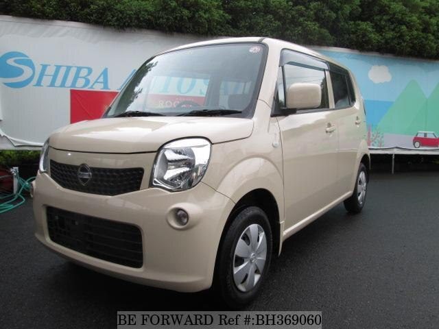 Used 2011 NISSAN MOCO BH369060 for Sale