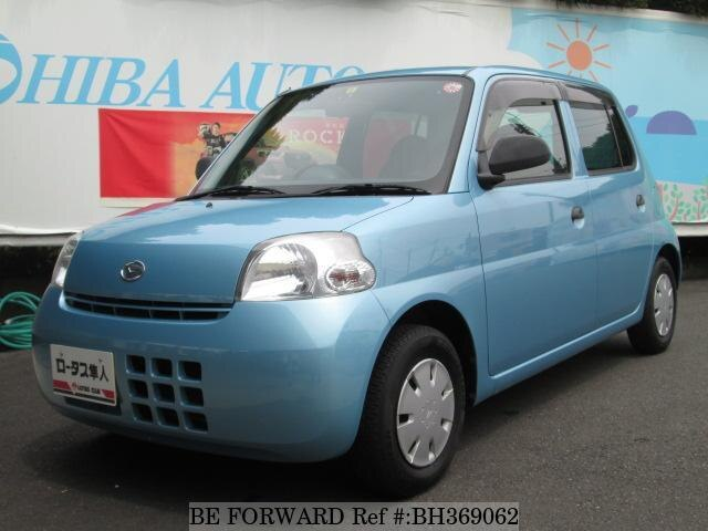 Used 2010 DAIHATSU ESSE BH369062 for Sale