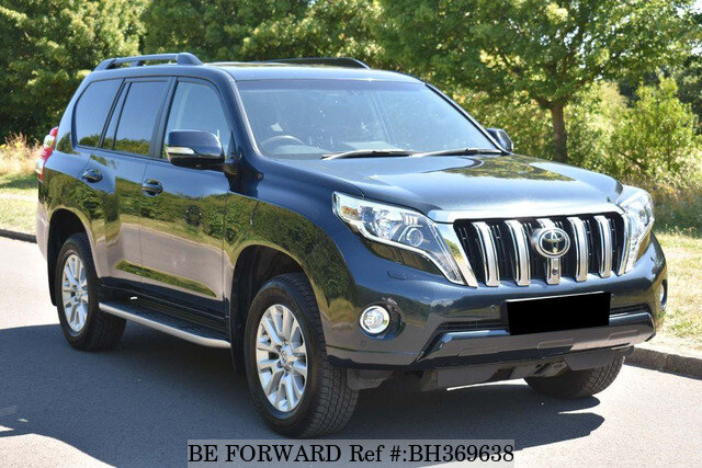 Used 2018 TOYOTA LAND CRUISER BH369638 for Sale