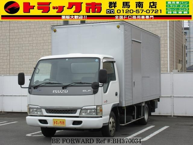 Used 2003 ISUZU ELF TRUCK BH370034 for Sale