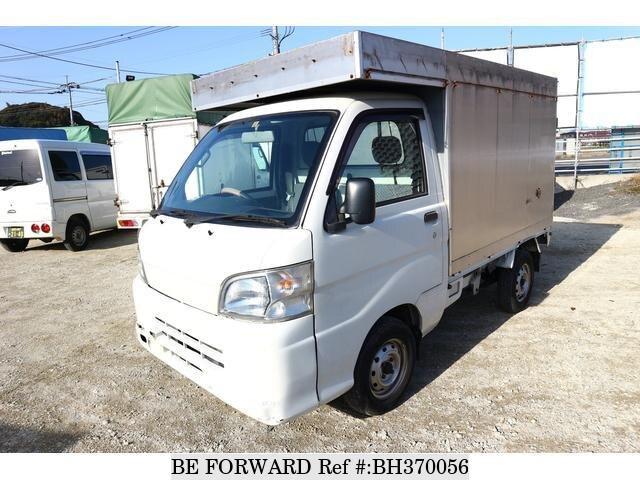 Used 2008 DAIHATSU HIJET TRUCK BH370056 for Sale
