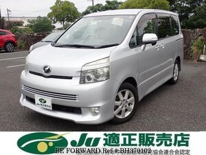 Used 2007 TOYOTA VOXY BH370102 for Sale