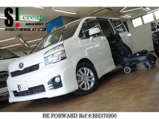 Used 2010 TOYOTA VOXY BH370200 for Sale