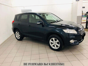 Used 2011 TOYOTA RAV4 BH370561 for Sale
