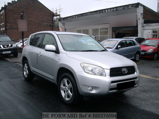 Used 2007 TOYOTA RAV4 BH370594 for Sale