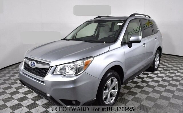 Used 2016 SUBARU FORESTER BH370925 for Sale