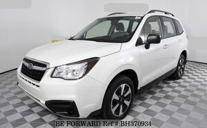 Used 2018 SUBARU FORESTER BH370934 for Sale