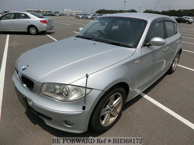 Used 2007 BMW 1 SERIES BH368172 for Sale