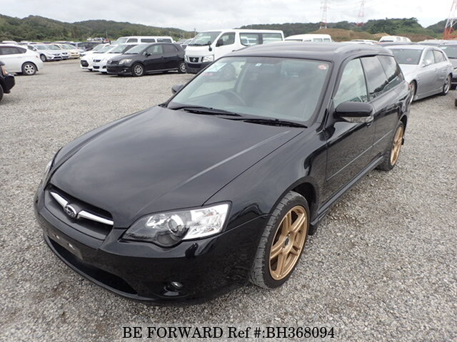 Used 2006 SUBARU LEGACY TOURING WAGON BH368094 for Sale