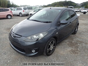 Used 2007 MAZDA DEMIO BH368161 for Sale