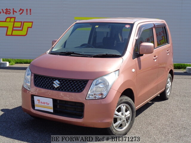 Used 2009 SUZUKI WAGON R BH371273 for Sale