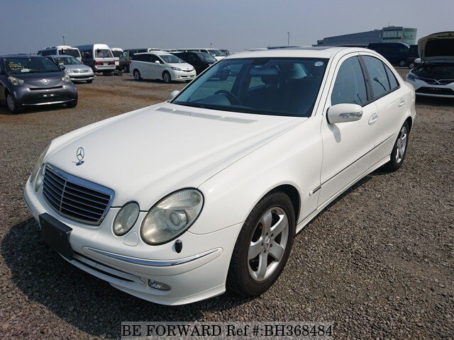 Used 2004 MERCEDES-BENZ E-CLASS BH368484 for Sale