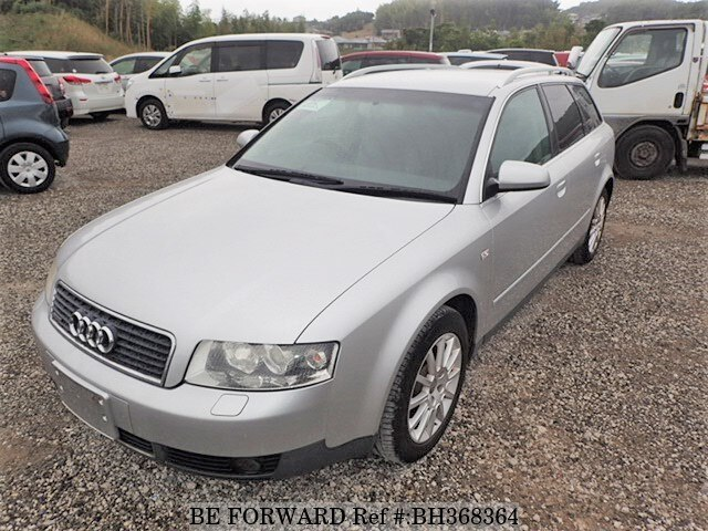 Used 2003 AUDI A4 BH368364 for Sale