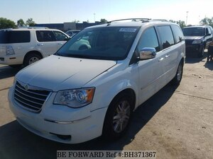 Used 2010 CHRYSLER TOWN & COUNTRY BH371367 for Sale
