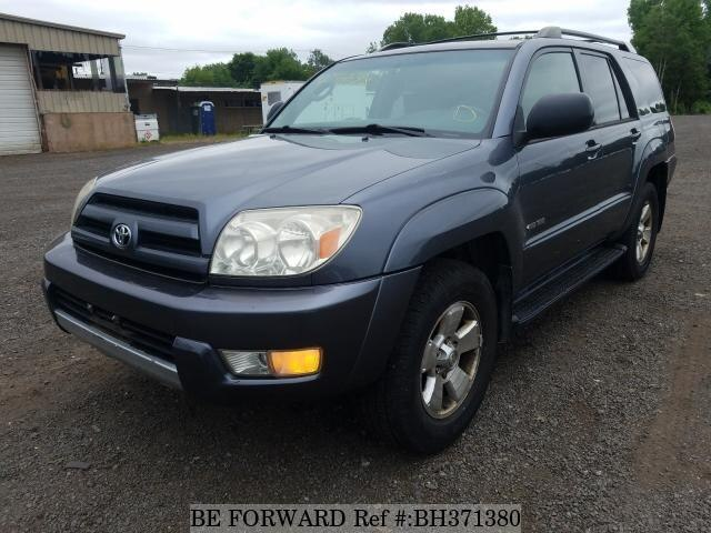 Used 2004 TOYOTA 4RUNNER BH371380 for Sale
