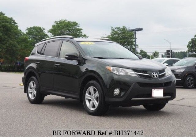 Used 2013 TOYOTA RAV4 BH371442 for Sale