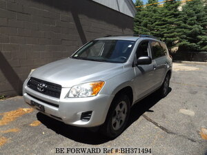 Used 2011 TOYOTA RAV4 BH371494 for Sale