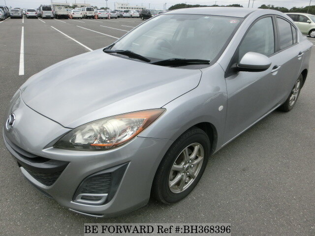 Used 2009 MAZDA AXELA BH368396 for Sale