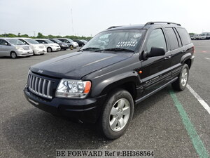 Used 2005 JEEP GRAND CHEROKEE BH368564 for Sale
