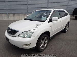 Used 2003 TOYOTA HARRIER BH368326 for Sale