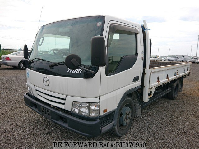 Used 2002 MAZDA TITAN BH370950 for Sale