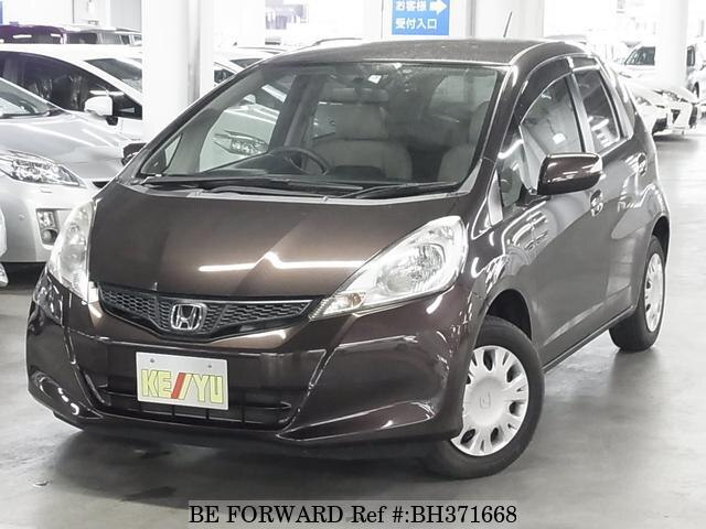 Used 2011 HONDA FIT BH371668 for Sale