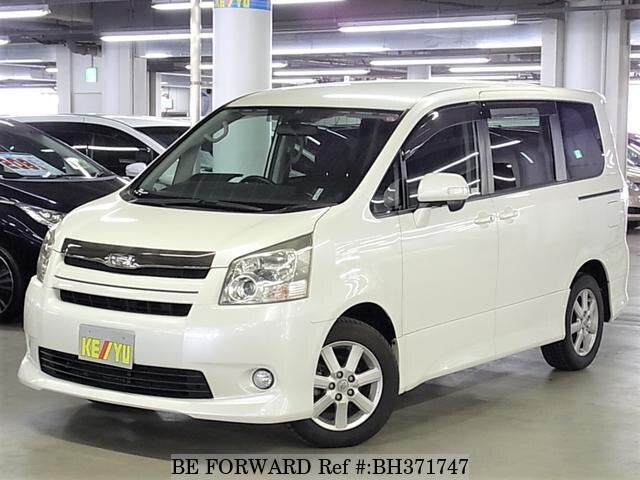 Used 2009 TOYOTA NOAH BH371747 for Sale