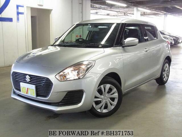 Used 2018 SUZUKI SWIFT BH371753 for Sale