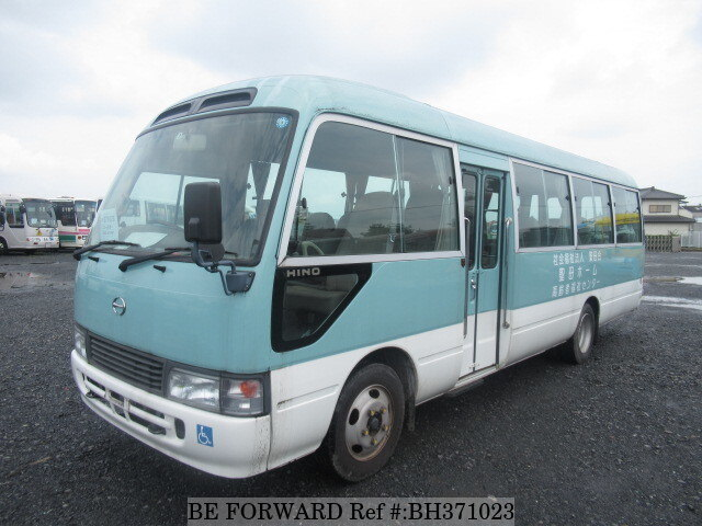 Used 2001 TOYOTA COASTER BH371023 for Sale
