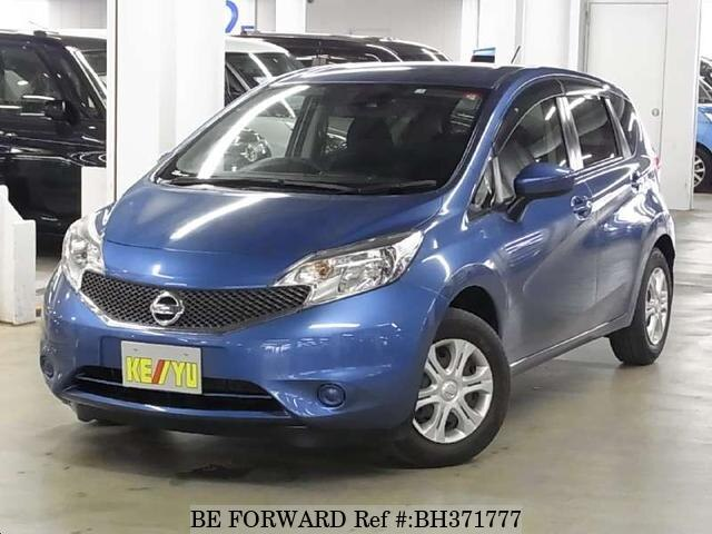 Used 2015 NISSAN NOTE BH371777 for Sale