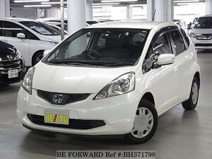 Used 2008 HONDA FIT BH371798 for Sale
