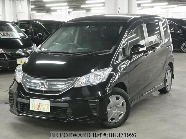 Used 2012 HONDA FREED HYBRID BH371926 for Sale