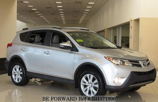 Used 2013 TOYOTA RAV4 BH371996 for Sale