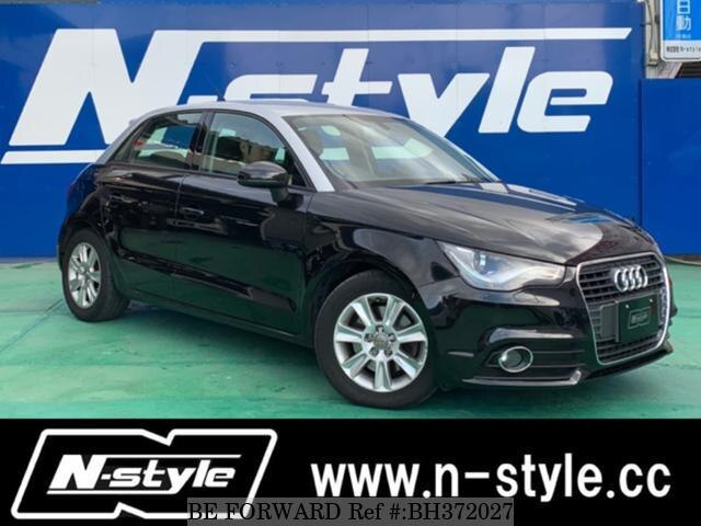 Used 2012 AUDI A1 BH372027 for Sale