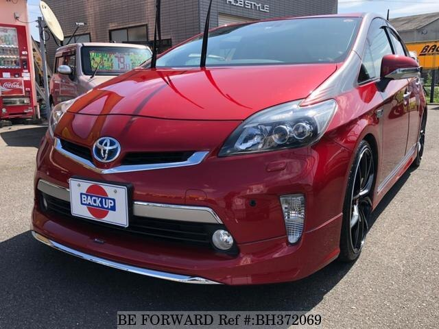 Used 2012 TOYOTA PRIUS PHV BH372069 for Sale