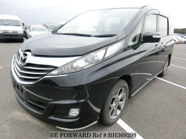 Used 2013 MAZDA BIANTE BH369299 for Sale