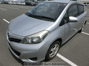 Used 2012 TOYOTA VITZ BH369302 for Sale
