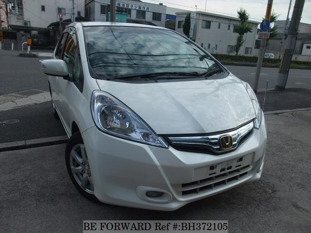 Used 2011 HONDA FIT HYBRID BH372105 for Sale