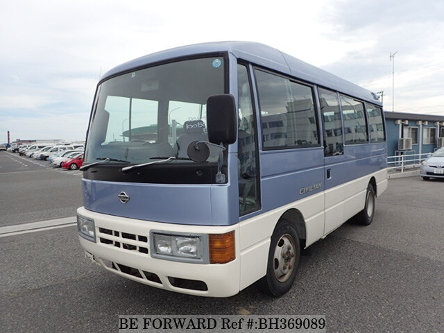 Used 1998 NISSAN CIVILIAN BUS BH369089 for Sale